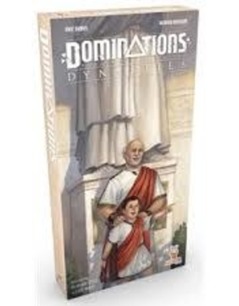 Holy Grail Games Dominations: Road To Civilization: Ext. Dynasties (FR)