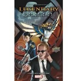 Upper Deck Marvel Legendary: Ext. Shield (EN)