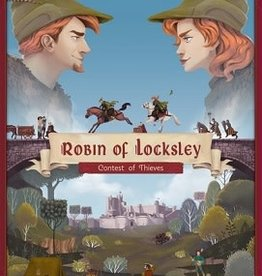 Rio Grande Games Robin Of Locksley (EN)