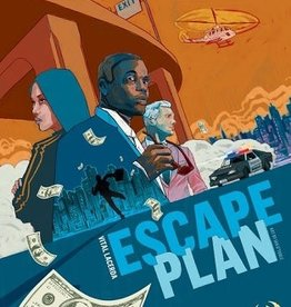 Eagle-Gryphon Games Escape Plan (EN)