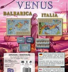Rio Grande Games Concordia: Venus: Ext. Balearica Italia (EN)
