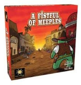 Final Frontier Games A Fistful Of Meeples (EN)