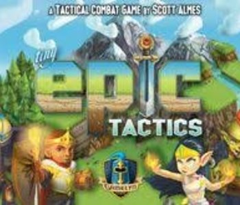 Tiny Epic: Tactics (EN)