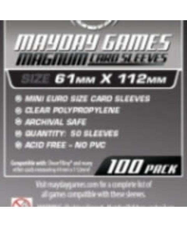 MDG-7113 «Magnum Platinum» 61mm X 112mm / 100 (Commande spéciale)
