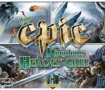 Tiny Epic: Kingdoms: Ext. Heroes Call (EN)