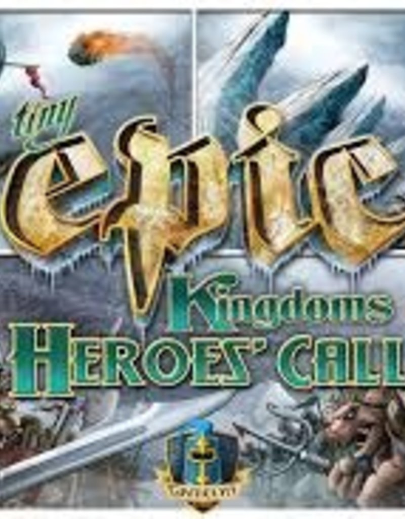 Gamelyn Games Tiny Epic: Kingdoms: Ext. Heroes Call (EN)