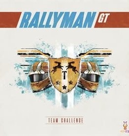 Holy Grail Games Rallyman GT: Ext. Challenge Equipe (FR)