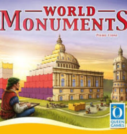 Queen Games World Monuments (ML)