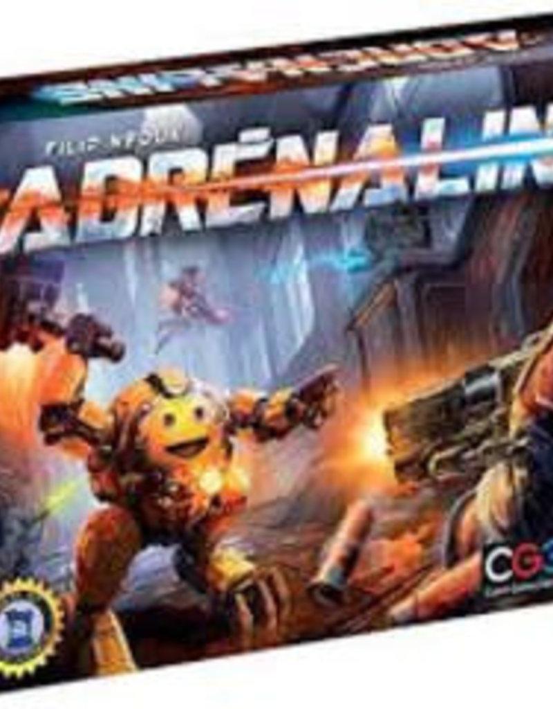Czech Games Edition Adrenaline (EN) (commande spéciale)