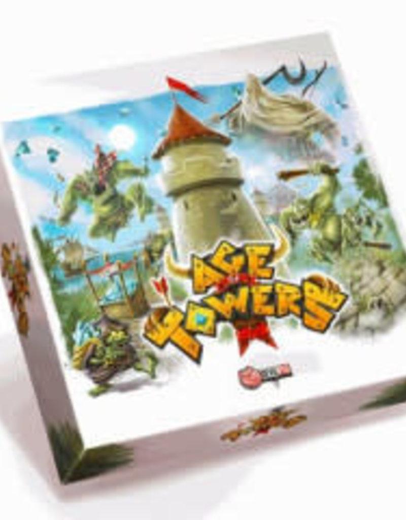 Devil Pig Age Of Towers (FR) (Commande Spéciale)