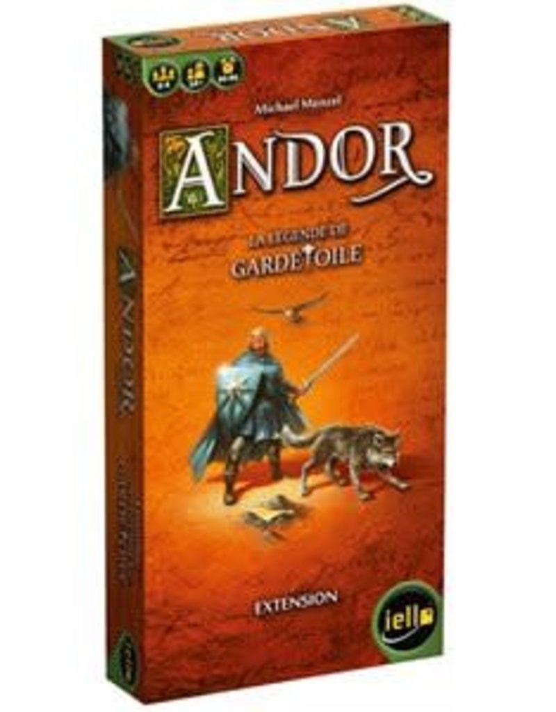 Iello Andor: Ext. La Légende de Gardétoile (FR)