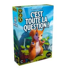 Iello C'est Toute la Question! (FR) (Commande Spéciale)