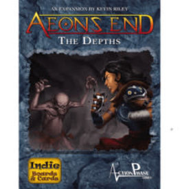 Indie Boards & Cards Aeon's End Ext: The Depths 2nd Edition (EN) (commande spéciale)