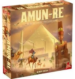 Super Meeple Amun-Re: The Card Game (ML) (Commande Spéciale)