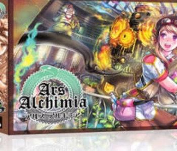 Ars Alchimia (EN) (commande spéciale)