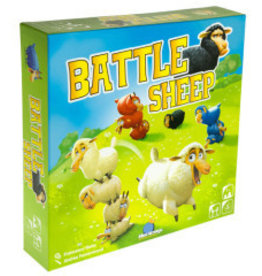 Blue Orange Games Battle Sheep (ML) (commande spéciale)