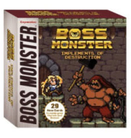 Brotherwise Games Boss Monster: Exp Implements of Destruction (EN) (commande spéciale)