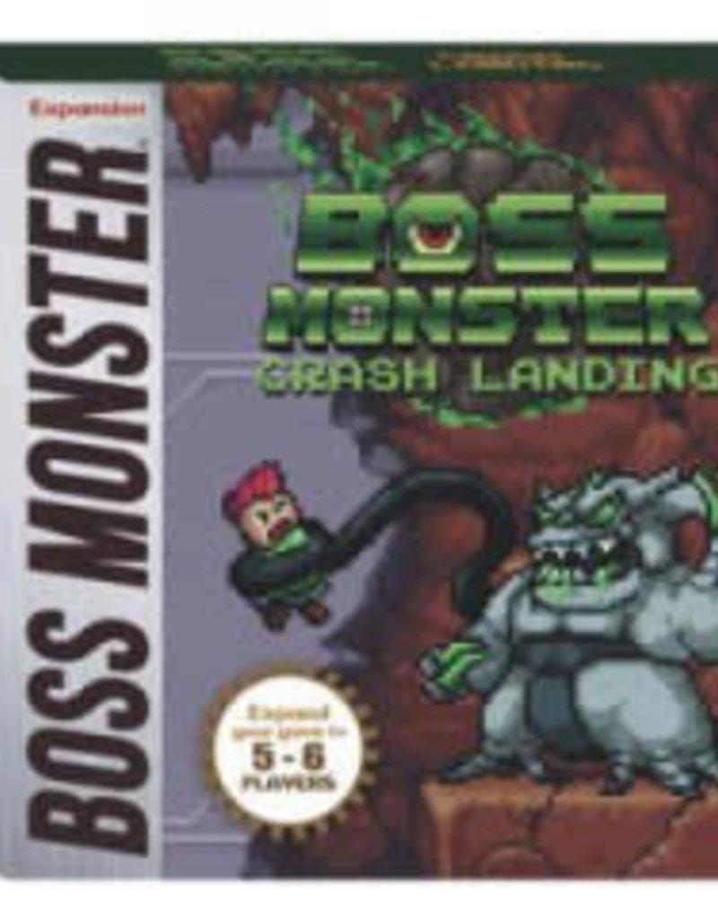 Brotherwise Games Boss Monster: Ext. Crash Landing 5-6 Player (EN)