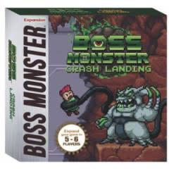 Boss Monster: Ext. Crash Landing 5-6 Player (EN)