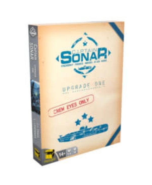 Captain Sonar: Ext. Upgrade 1: Crew Eyes Only (ML)