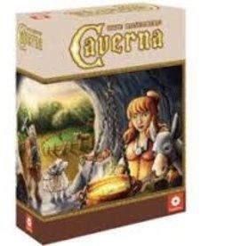 Mayfair Games Caverna (EN) (commande spéciale)