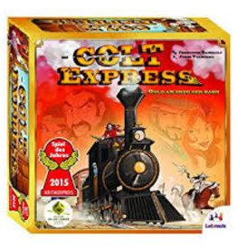 Ludonaute Colt Express (EN) (Commande Spéciale)