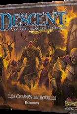 Fantasy Flight Games Descent: Ext. Les Chaines de Rouille (FR) (commande spéciale)