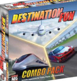 Alderac Entertainment Group Destination fun combo game ext. (Eng) (commande spéciale)