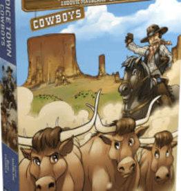 Matagot Dice Town: Ext. Cowboys (FR) (commande spéciale)