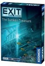 Thames & Kosmos Exit the Game - The Sunken Treasure (EN) (commande spéciale)