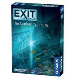 Thames & Kosmos Exit the Game - The Sunken Treasure (EN) (commande spéciale)