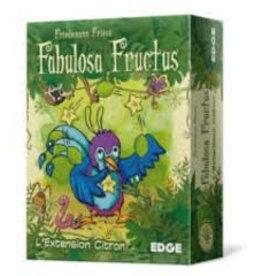 Edge Entertainment Fabulosa Fructus: Ext. Citron (FR) (commande spéciale)
