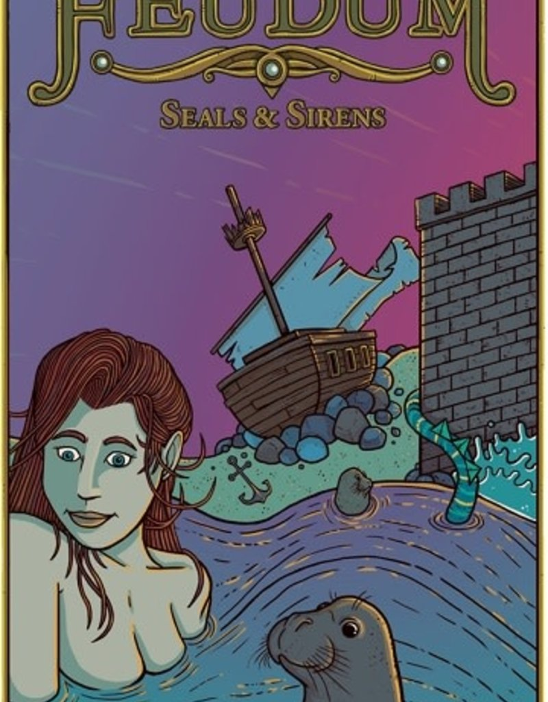 Odd Bird Games Feudum - Seals and Sirens (ML) (commande spéciale)