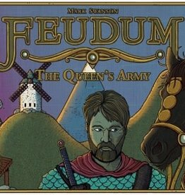 Odd Bird Games Feudum: Ext. The Queen's Army (ML) (commande spéciale)