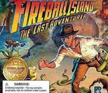 Fireball Island: Ext. The Last Adventurer (EN) (commande spéciale)