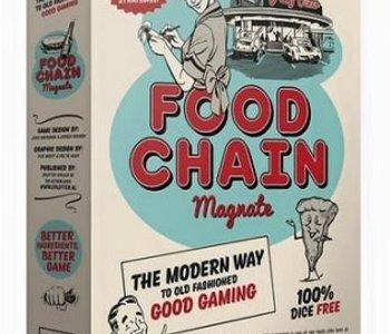 Food Chain Magnate (EN) (commande spéciale)