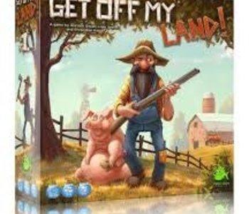 Get Off my Land! (EN) (Commande Spéciale)