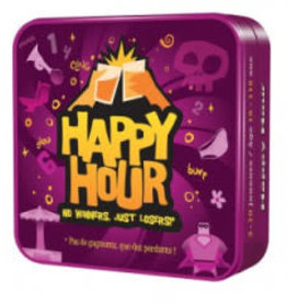 Cocktail Games Happy Hour (FR) (commande spéciale)