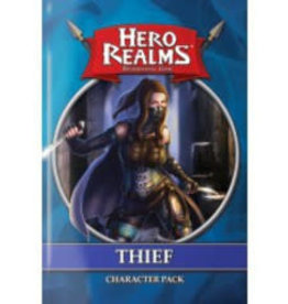 White Wizard Games Hero realms:  Thief Character Pack (EN) (commande spéciale)