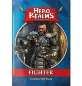 White Wizard Games Hero realms: Fighter Character Pack (EN) (commande spéciale)