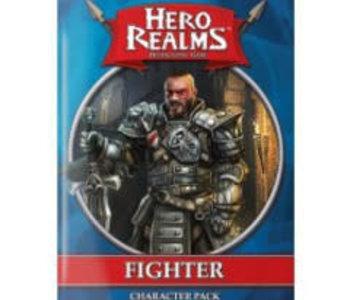 Hero realms: Fighter Character Pack (EN) (commande spéciale)