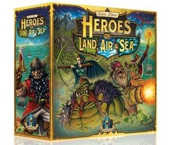 Heroes of Land, Air & Sea (EN) (commande spéciale)