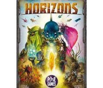 Horizons (EN) (commande spéciale)