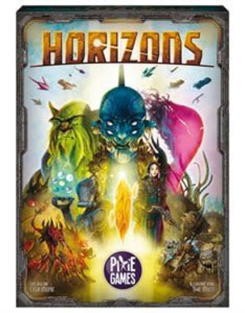 PixieGames Horizons (FR) (commande spéciale)