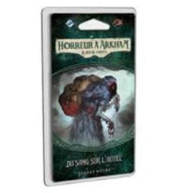 Fantasy Flight Games Horreur A Arkham JCE: Ext. Du Sang Sur L'Autel (FR) (commande spéciale)