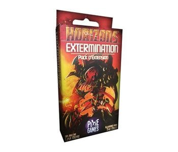 Horizons: Ext. Extermination (FR) (commande spéciale)