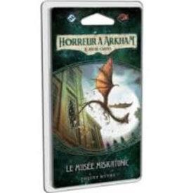 Fantasy Flight Games Horreur A Arkham JCE: Ext. Le Musée Miskatonic (FR) (commande spéciale)