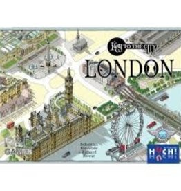 Huch! Key To The City: London (ML) (commande spéciale)