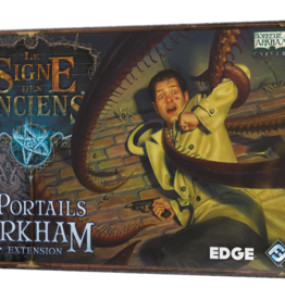 Fantasy Flight Games Le Signe des Anciens: Ext. Portails d'Arkham (FR) (commande spéciale)