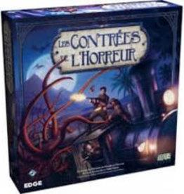Fantasy Flight Games Les Contrées de l'Horreur (FR) (commande spéciale)